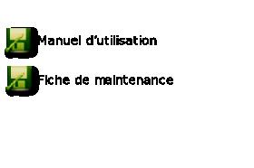 Fiche de maintenance